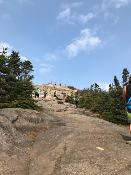 Cascade Rockslide