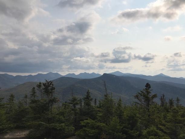 Porter Mountain Summit 4058'