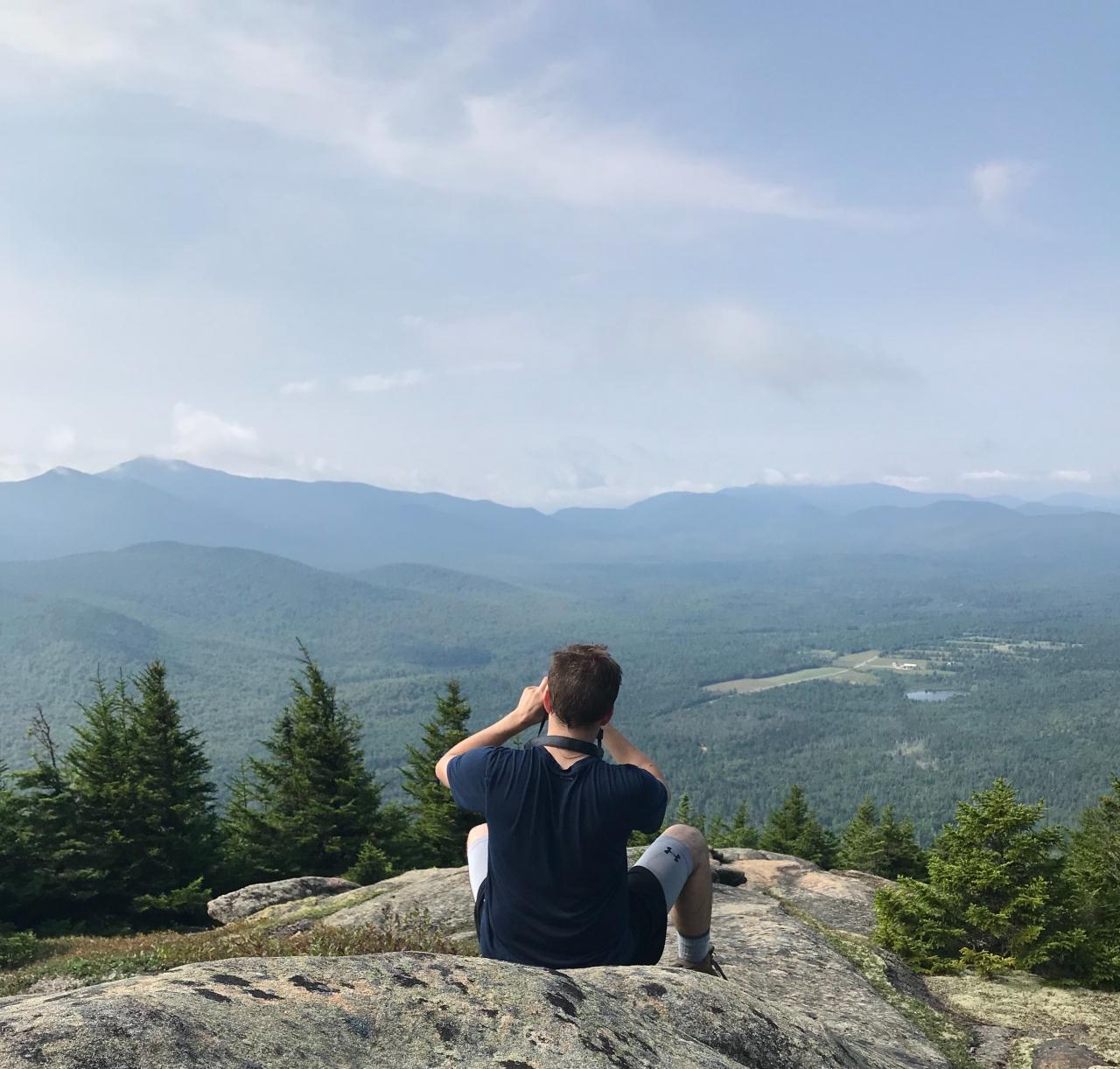 Catamount Mountain: An Isolated Gem of theAdirondacks