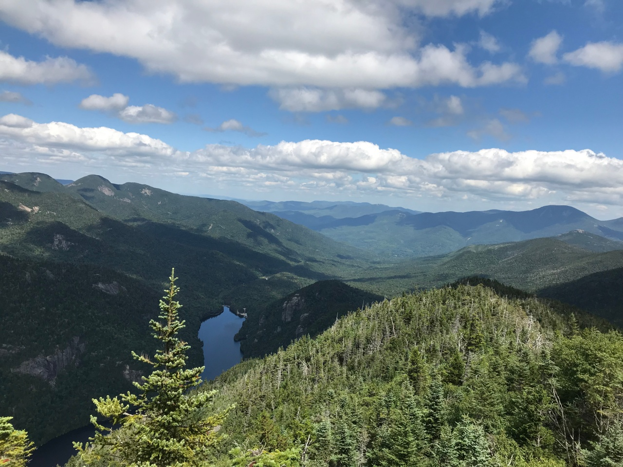 Mount Colvin 2 (Lower Ausable Lake)