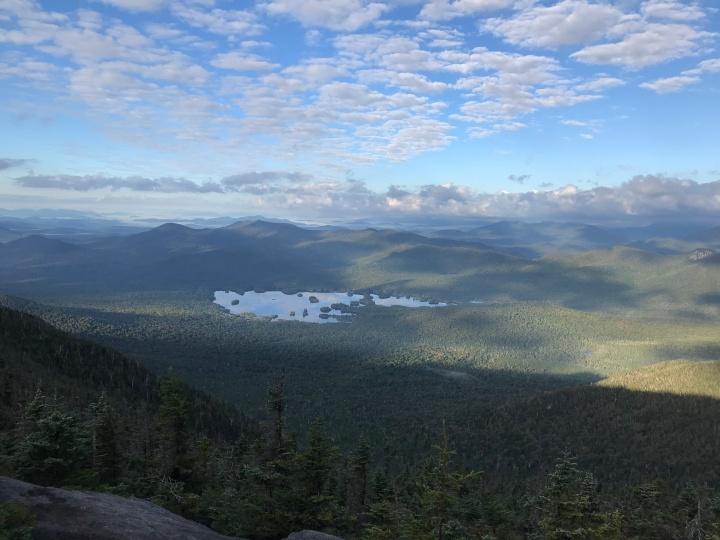 Elk Lake from Macomb Summit