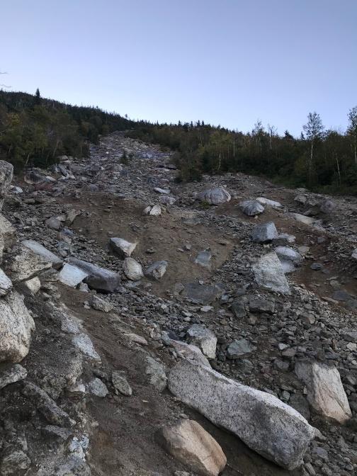 Macomb Rock Slide