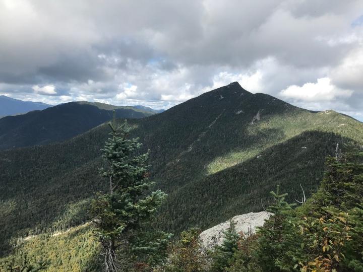 View of Beckhorn