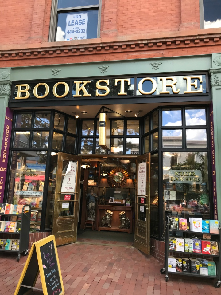 Pearl Street Mall Bookstore