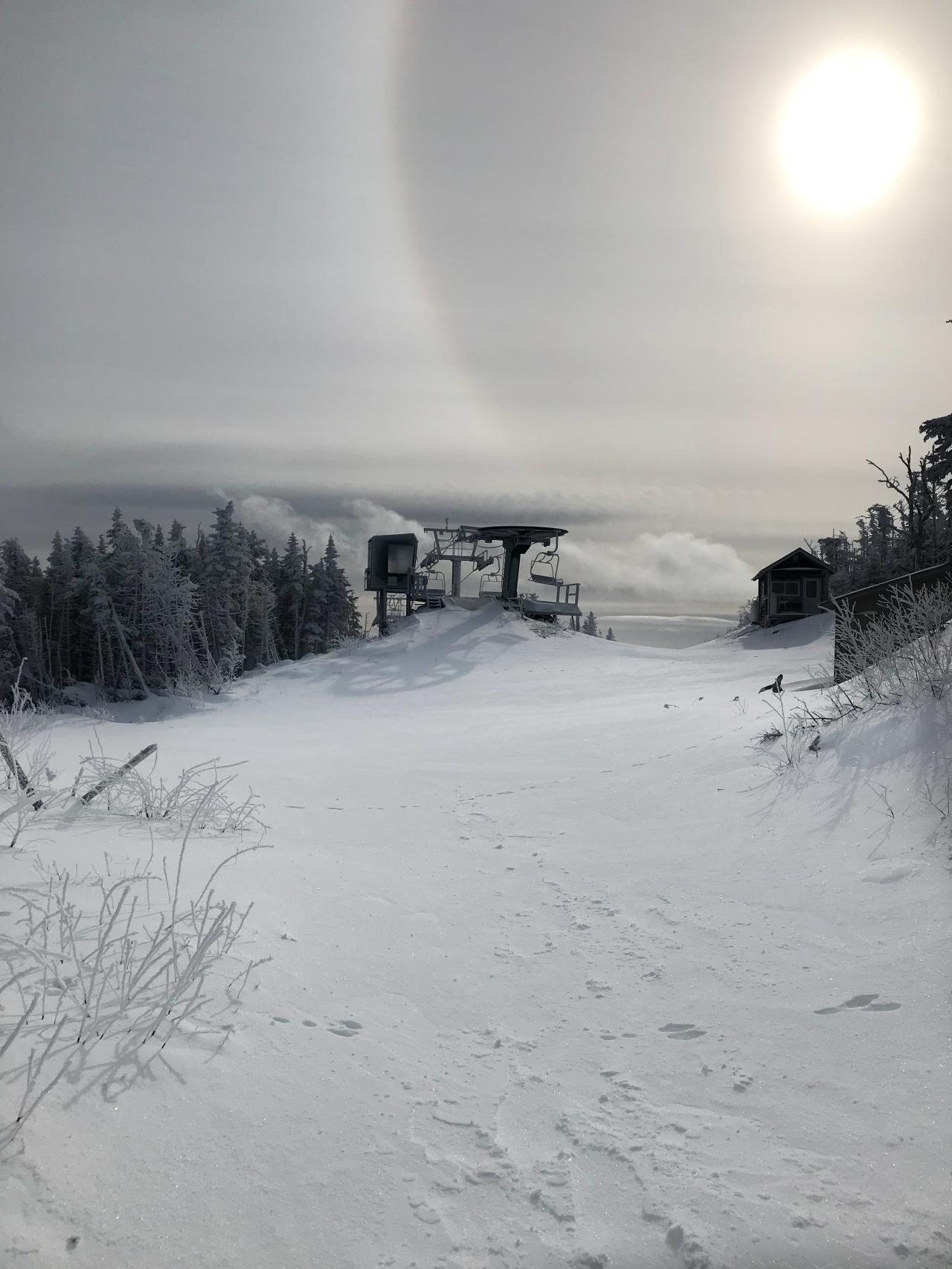 Whiteface Ski Lift