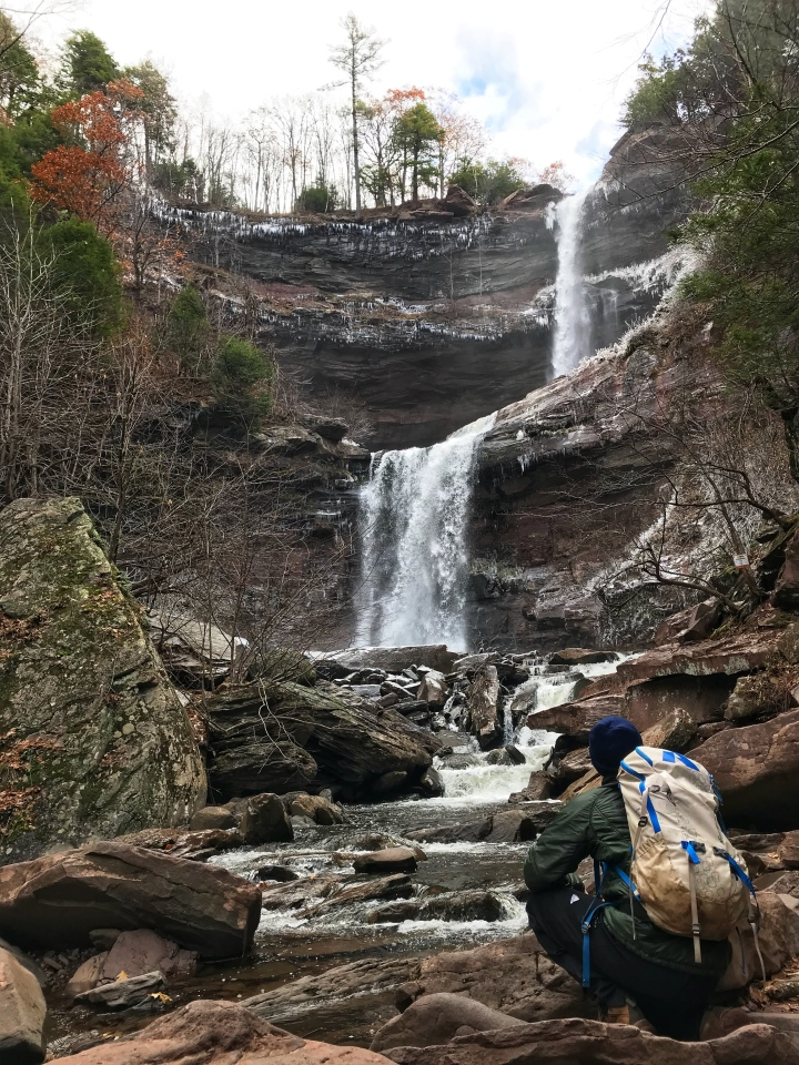 Kaaterskill Falls: Lower Falls