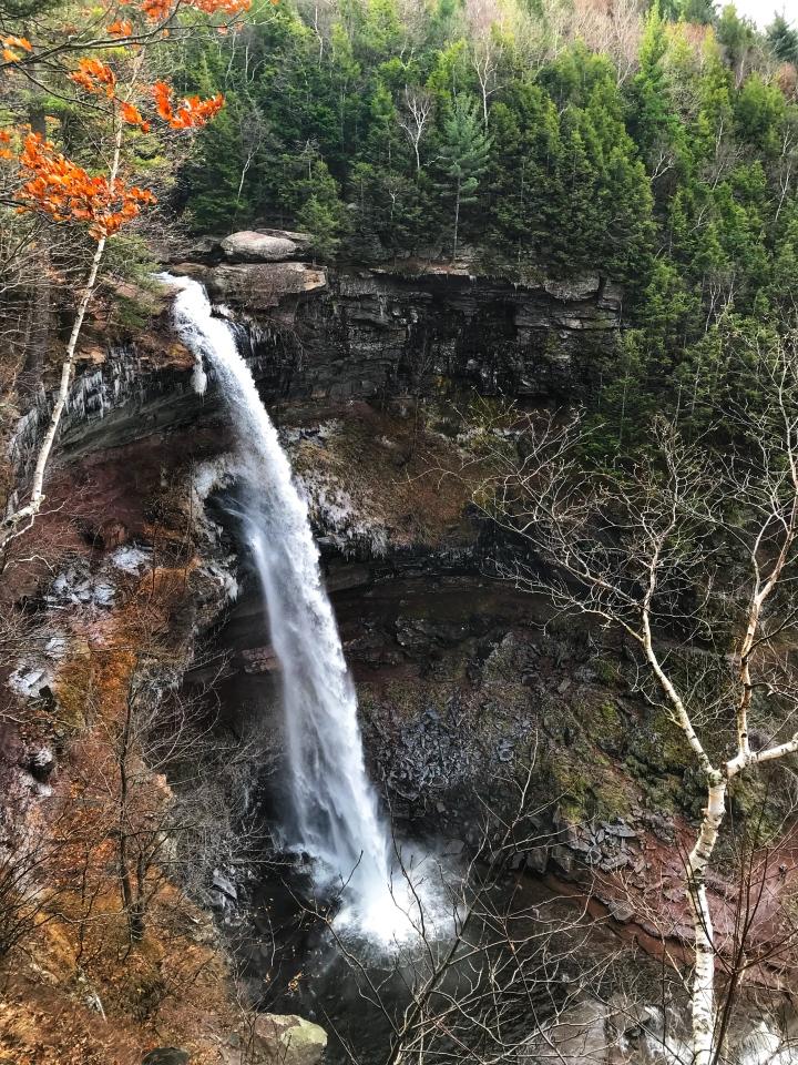 Kaaterskill Falls: Upper Falls