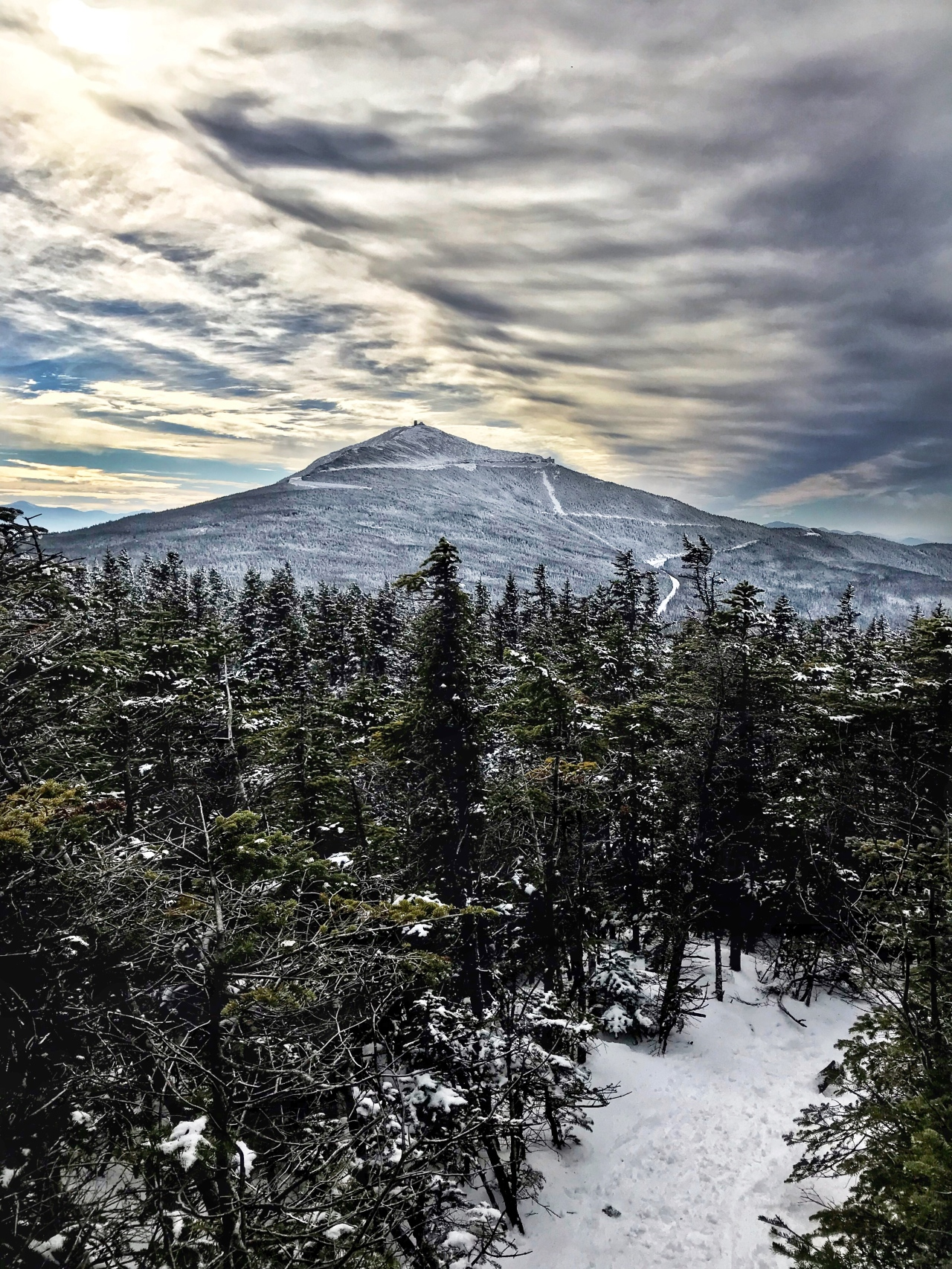 edited whiteface mountain photo