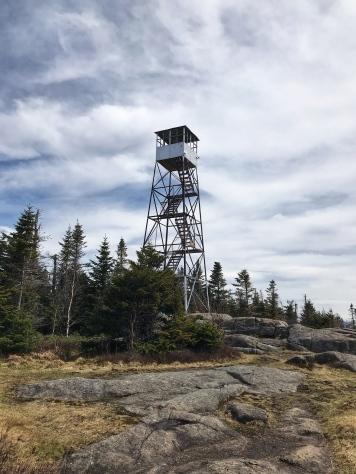 St. Regis Firetower