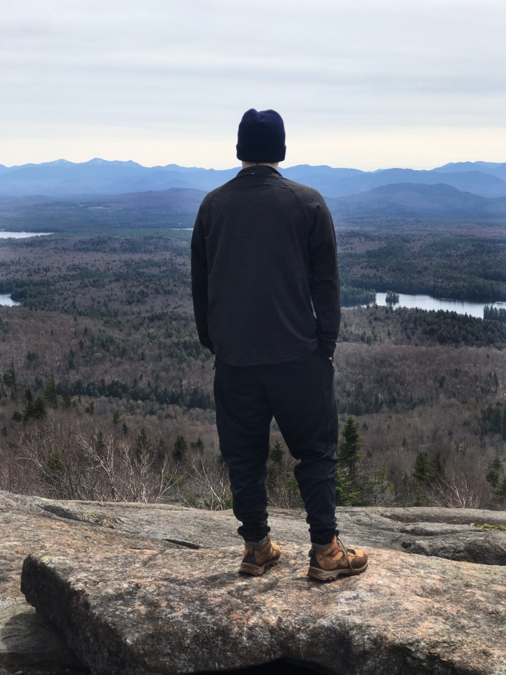 Views of ADK High Peaks