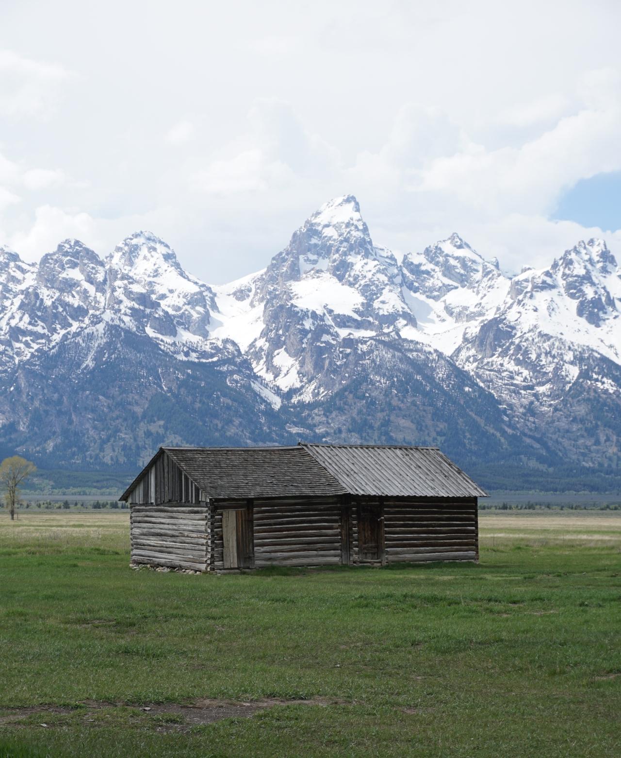 Road Trip to Grand Teton NP: Day Eight6/1/19