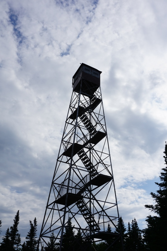 Pillsbury - fire-tower Sony a6000