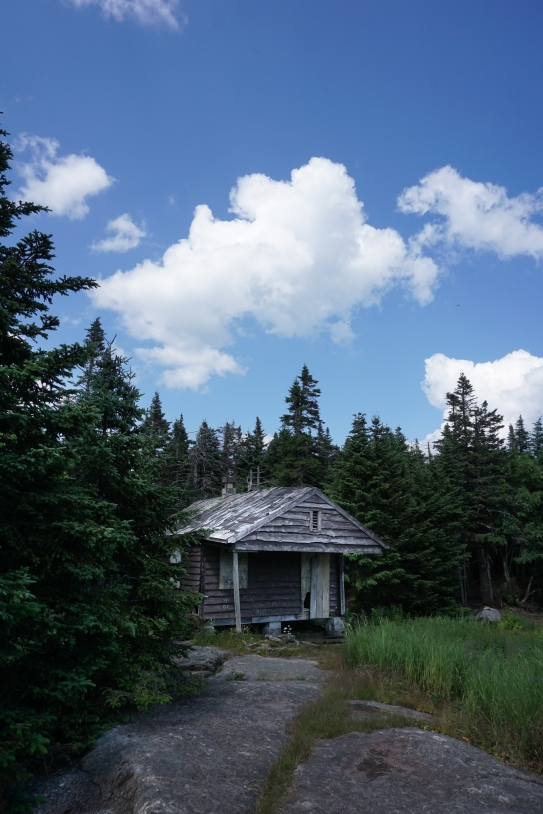 Pillsbury - wooden cabin