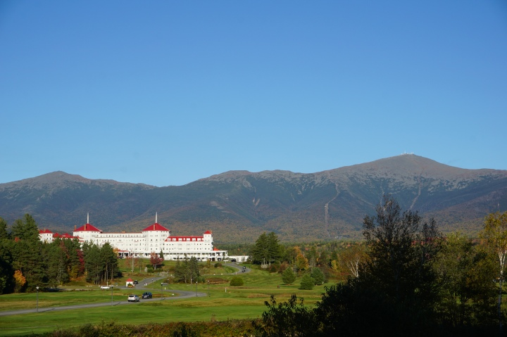 Omni Resort and Mount Washington