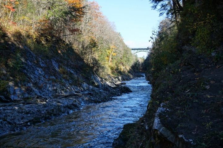 Quechee Gorge - Bottom