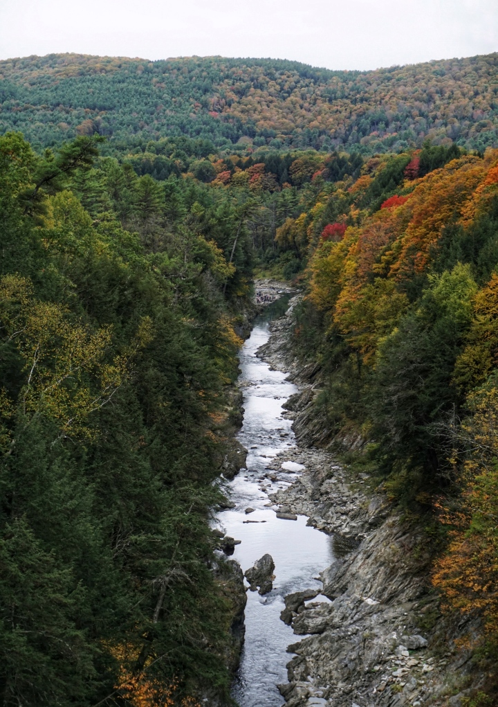 Quechee Gorge - Fall