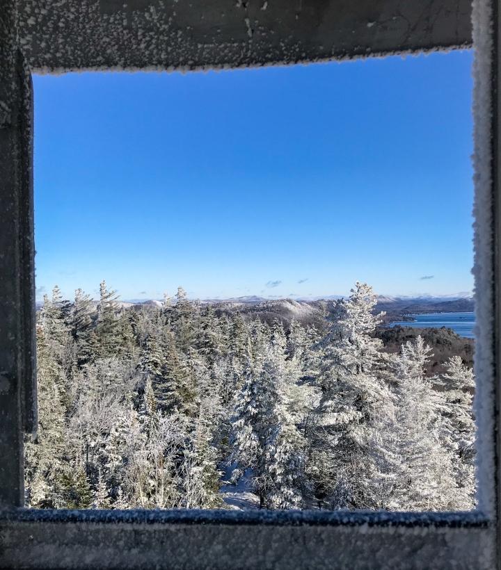 Bald Mountain Firetower Frame-2