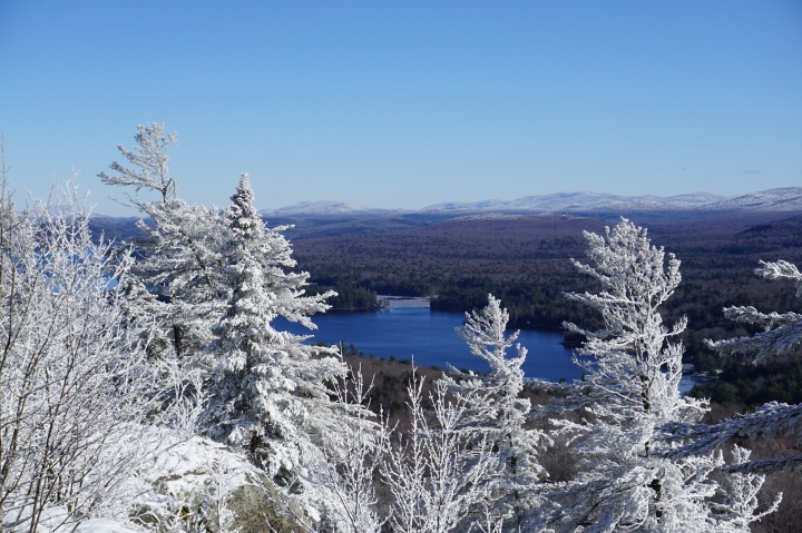 View from Bald Mountain Summit